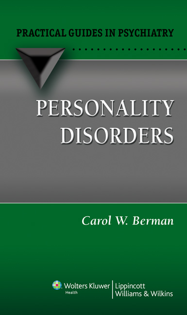 Personality Disorders A Practical Guide